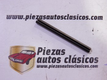 Pasador bisagra inferior eje de puerta 8x90mm. Renault 5, 6, 12, 17, 20 y 30