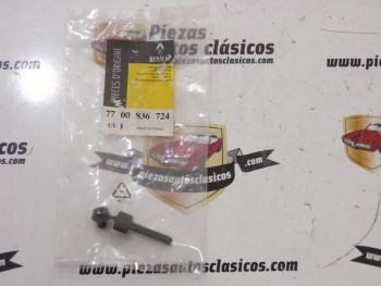 Cuña Soporte De Goma Cristal Trasero Renault 19 / Clío II Ref: 7700836724