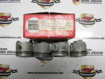 Equipo Motor Seat-Fiat 850N (ST 65mm.)
