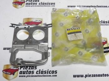 Soporte Base Carburador Weber Renault 19 , Clio y Express Ref:7700742576