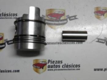 Conjunto Pistón (1 Pistón+1 Bulón+Segmentos) Motor Perkins 79.375mm