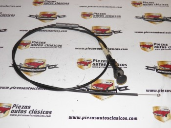 Cable starter Renault 9 y 11 170cm.