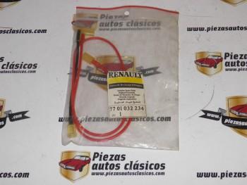 Cable Calefacción Renault 25 Ref:7701032234