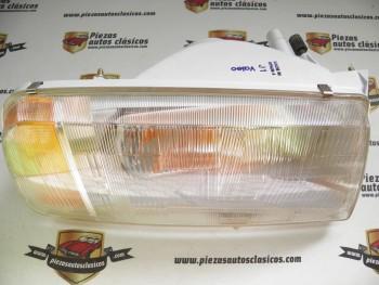 Optica de faro Delantero Derecho Suzuki Vitara H4 Regulación Intyerior REF 084529