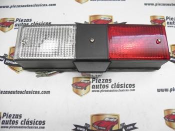 Piloto Marcha Atrás/Antiniebla/Matrícula Nissan Ebro 350/Yaria 200 REF 061392