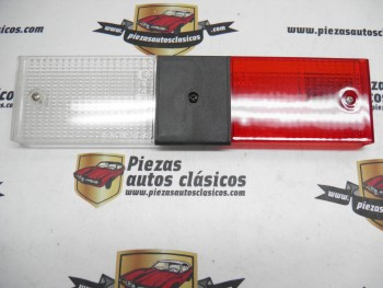 Tulipa Marcha Atrás/Antiniebla/Matrícula Nissan Ebro 350/Yaria 200 REF 061639