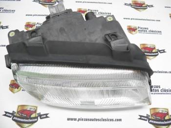 Optica de Faro Delantero Derecho  Audi A4  Valeo 085730  Regulación Interior