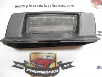 Piloto Trasero izquierdo Matrícula  Fiat Regata