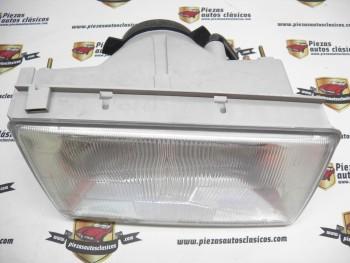 Optica de faro Delantero Derecho Fiat Regata REF 060188 H4 Regulación Interior