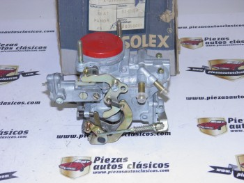 Carburador Solex 32 DISA 7 Seat-Fiat Panda 45, Fura y 127