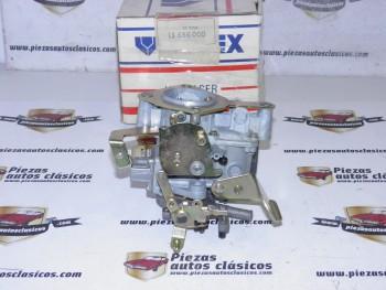 Carburador Solex 35 BISA 7 FOR 3 Citroën Visa GT y Peugeot 104 ZS