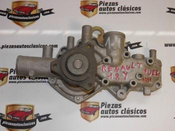 Bomba de agua Renault 18 y Fuego motor 1.4 y R 5 1.4 turbo Ref: 7701460697