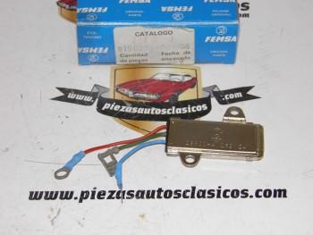 Regulador Alternador Camiones Dodge, Ebro y Pegaso Ref.FEMSA 28860-4