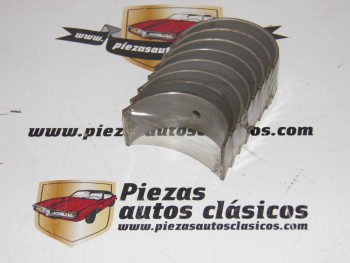 Juego Casquillos Biela STD  Adaptables Sava y Austin (B-205-16) Diámetro 51,50 mm.