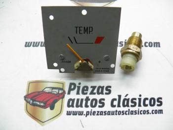 Conjunto Indicador de temperatura Seat 124 D Veglia