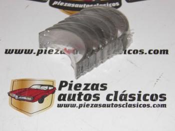 Juego Casquillos Biela STD Volkswagen Jetta/Golf (1.6L)Diesel y Volvo TD24 6cil. (CB-1162-P)