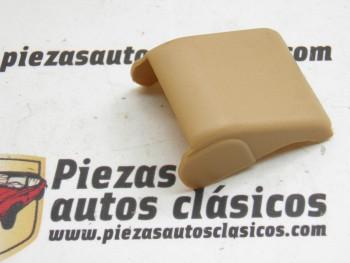 Tapa Bisagra de Asiento Trasero Marrón Renault 11 REF 7700714420