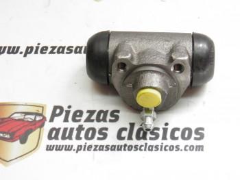 Cilindro de Freno 22mm. Renault 4, 5, 6, y 7 trasero para frenos de 180mm