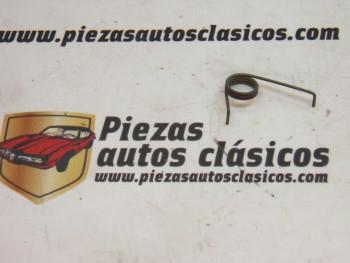 Muelle Zapata de Freno Renault 12 Familiar REF 7701010657