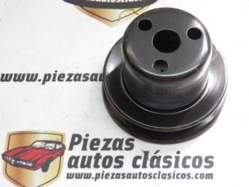 Polea Bomba de Agua Renault 5 TX y 4 F6 REF 7700679852