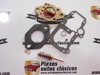 Kit de reparación carburador Zenith 32 IF 7 (sin membrana)
