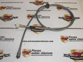 Cable Cuentakilómetros Renault 12 Super (1568 mm) Ref:7702006815