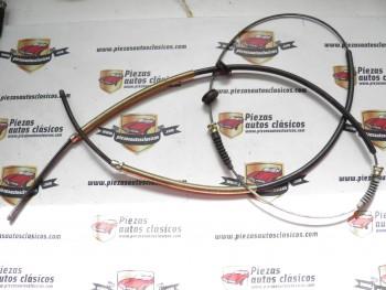 Cable De Freno De Mano Renault 12 (2190mm,largo total)