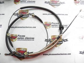Cable freno de mano Renault 12 201,5cm. a partir del 72 Ref:7700512927/902403