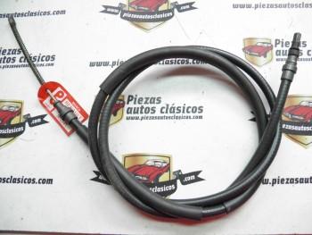 Cable freno de mano Izquierdo Renault 7 173cm. Ref:7702041783/902741