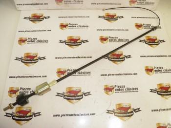 Cable De Embrague Con Contrapeso Renault 9 y 11 (1090 mm) Ref:7700783813R