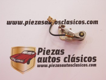 Juego de platinos para delco Bosch Corona 71050 Ref: 1237013147/1237013052 Renault Alpine.., Ford Fiesta I....