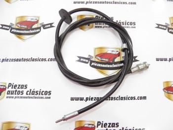 Cable Cuentakilómetros Renault 5 Copa atmósferico hasta el 79