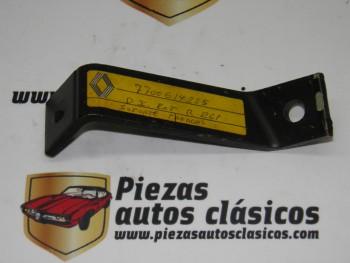 Soporte parachoques Delantero izquierdo exterior Renault 12 R-1261 ref origen 7700614225