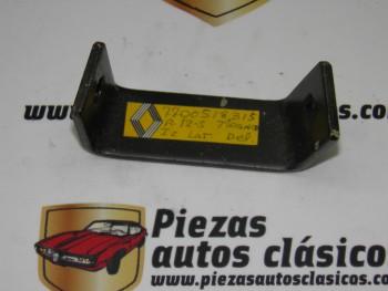Tirante parachoques lateral delantero izquierdo Renault 12- S ref origen 7700518315