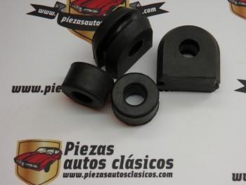 Kit silemblocks de estabilizadora Renault 8 ,10 y Alpine A110