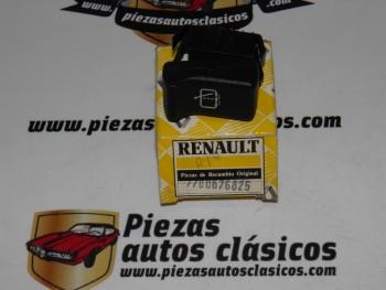 Interruptor lavaparabrisas Renault 14 ref origen 7700676825