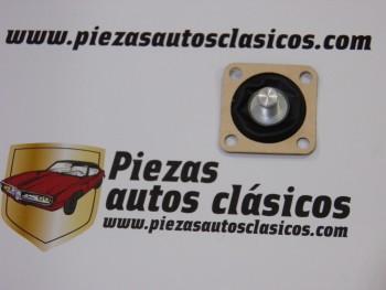 Membrana de aceleración Solex 32 DIS Renault 5, 6 , 9, 11 ,18 y Citroën 2CV Doble Cuerpo