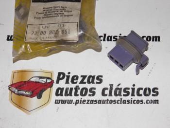 Tapa/Obturador De Conectores (Tres Vias) Renault Ref:7700802851