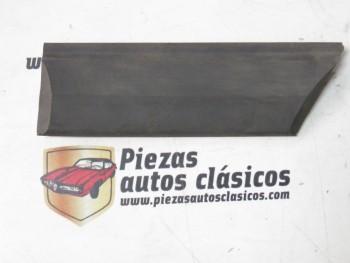 Moldura aleta delanetra derecha Renault 11 Moderno Ref: 7702145971