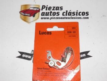Juego Platinos CS1 Para Delco  Authi-Mini,Rover,Jaguar ,Lotus...