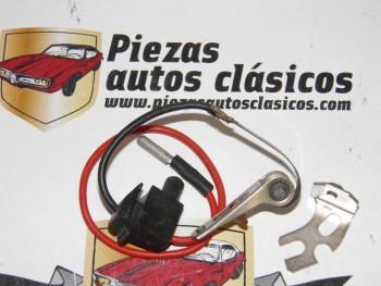 Juego Platinos 1.3691/6 Para Delco Seat 127 (0.9) ,Panda y Ritmo I,II