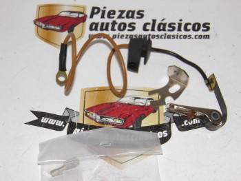 Juego De Platinos 1.3691/12U Para Delco Citroën GS...Peugeot 104... y Fiat 128,Ritmo II,...
