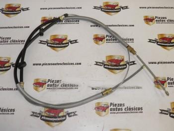 Cable De Freno De Mano Renault 12 (2160mm,largo total) Ref:7700536338
