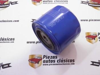 Filtro de aceite Alfa Romeo AR8 Citroen Fiat Iveco Ref: A596