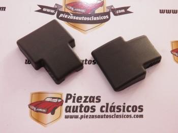 Pareja clips de sujeción filtro de aire  Fiat Panda, Punto, Uno y Lancia Y10   Ref: 96107417