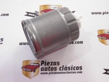 Filtro gasoil Fiat Croma, Fiorino, Marea, Punto, Tempra, Tipo, Ducato Iveco Daily Citroën Jumper Ref: 9944682