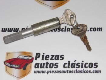 Bombillo Con 2 Llaves Cerradura Citroën 2CV AZU