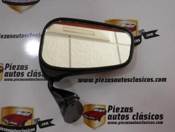 Espejo retrovisor derecho Seat Panda y 127 (base plástico liso)