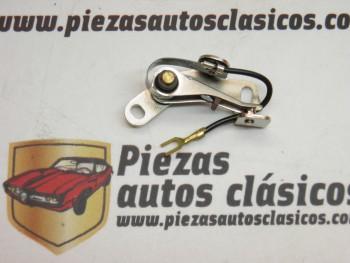 Juego Platinos delco Femsa tipo DF4 Renault 4, 5, 6, 8, 10 y 12 , Simca 1000 y 1200, Seat 850 , 124,1430, 127 Desde 1973 y Authi