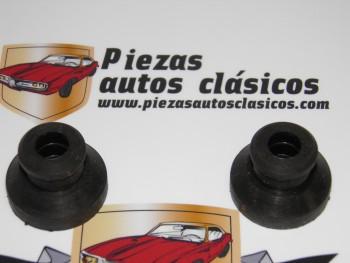 Pareja de topes suspensión trasera Renault 4CV
